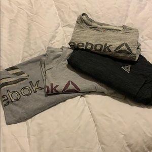 Reebok Workout shirts